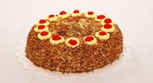 Cream Cake Frankfurt