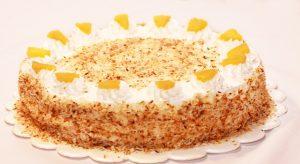 Cream Cake Piña Colada