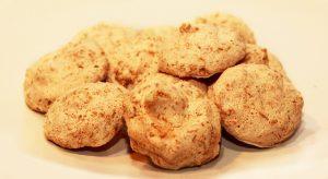 Macarones de Coco