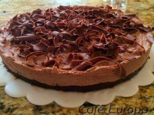 Marquise chocolate